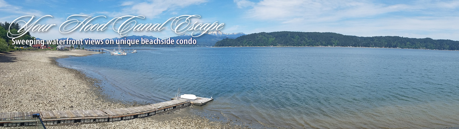 Your Hood Canal Escape