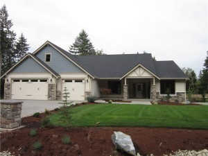 3721 Jester Ct NW, a spacious luxury home in The Reserve at Cooper Point, is nearing completion!