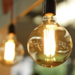 Light bulb - make your home more energy efficient by changing your lightbulbs